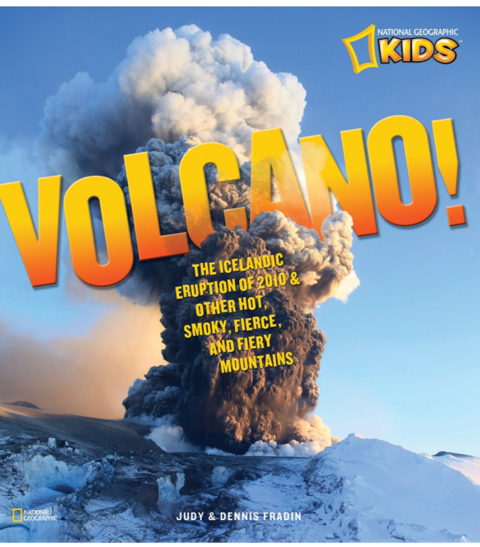 Volcano! (National Geographic Kids)