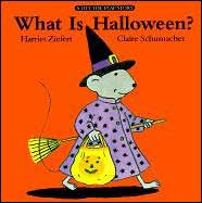 What is Halloween? by Harriet Ziefert
