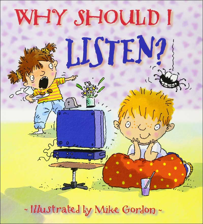 Why Should I Listen?