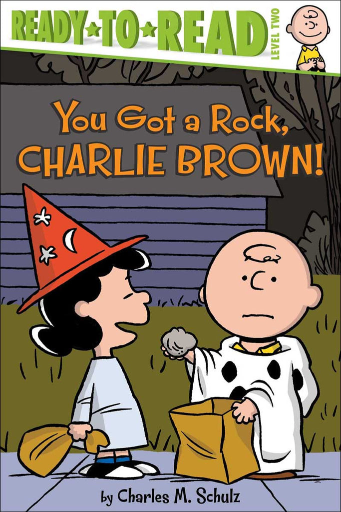 You've Got a Rock, Charlie Brown!  by Charles Schulz
