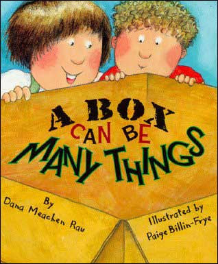 A Box Can Be Many Things by Dana Meachen Rau