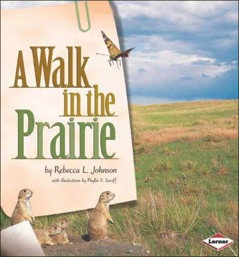 A Walk in the Prairie by Rebecca L. Johnson