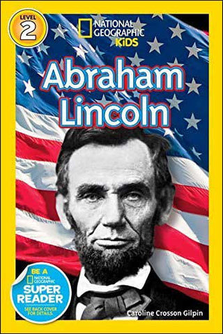 Abraham Lincoln by Caroline Gilpin