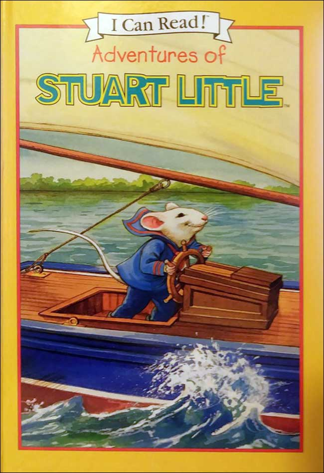 Adventures of Stuart Little Collection:  4 Books in 1