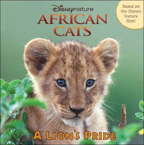 African Cats: A Lion's Pride by Cathy Hapka