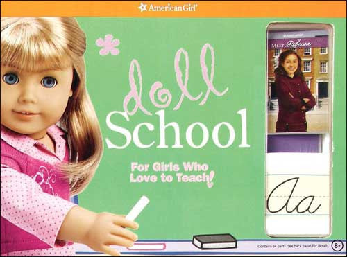 American Girl, Doll School