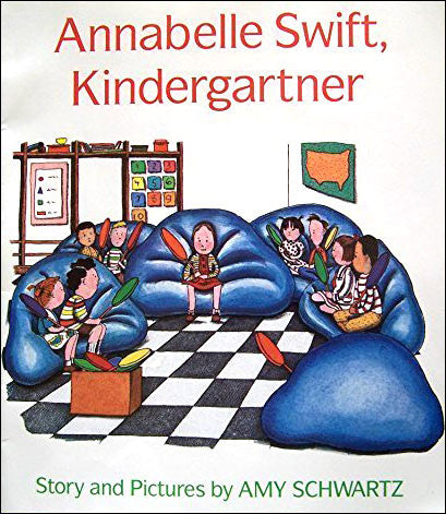 Annabelle Swift, Kindergartner by Amy Schwartz