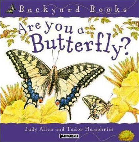 Are You a Butterfly? by Judy Allen