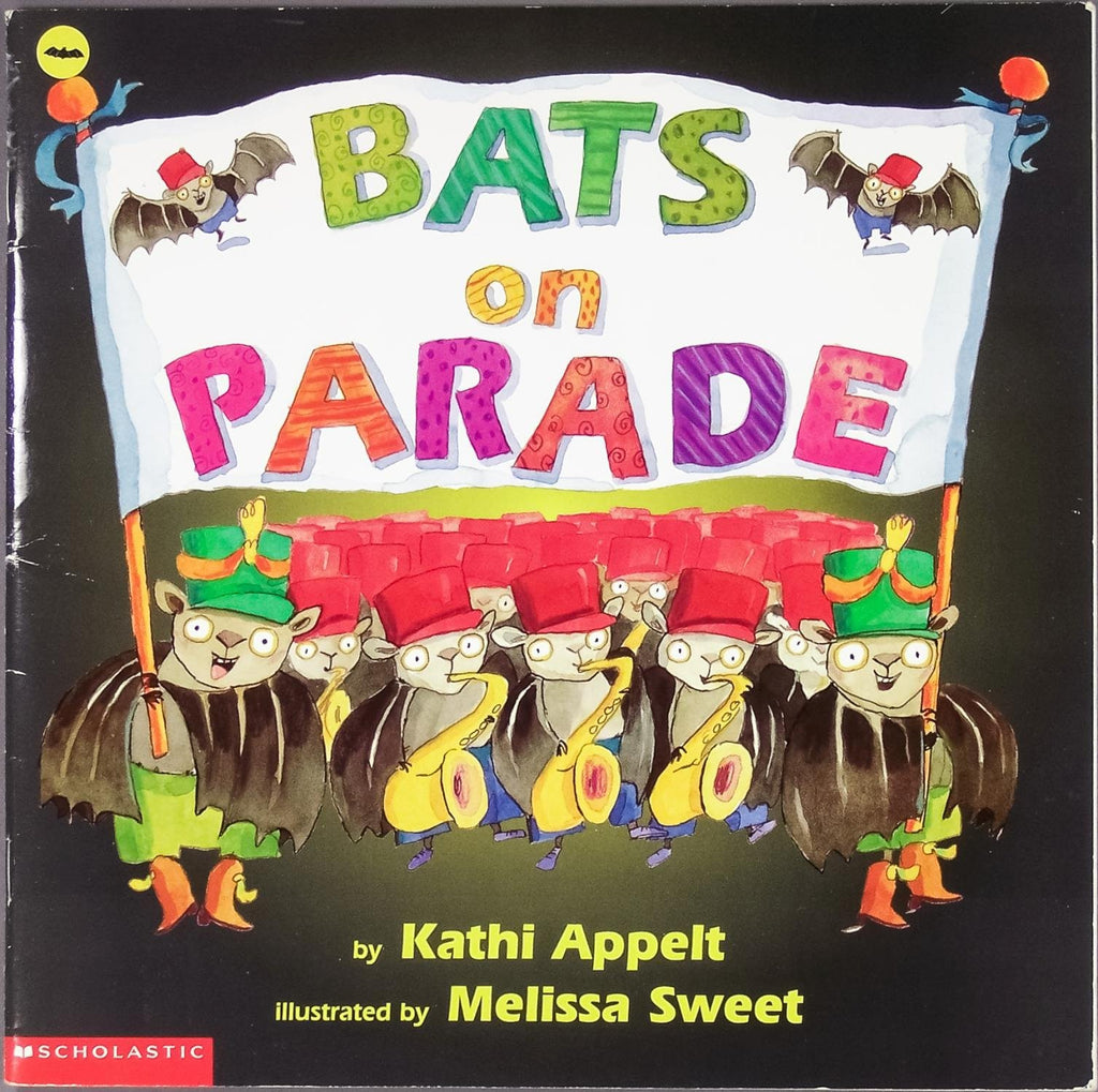Bats on Parade  (multiplication)