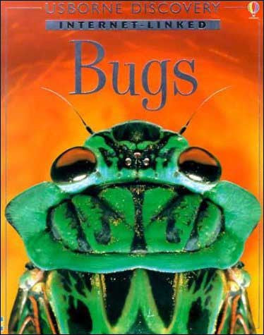 Bugs (Usborne Discovery) by Rosie Dickins;  illustrated by John Woodcock