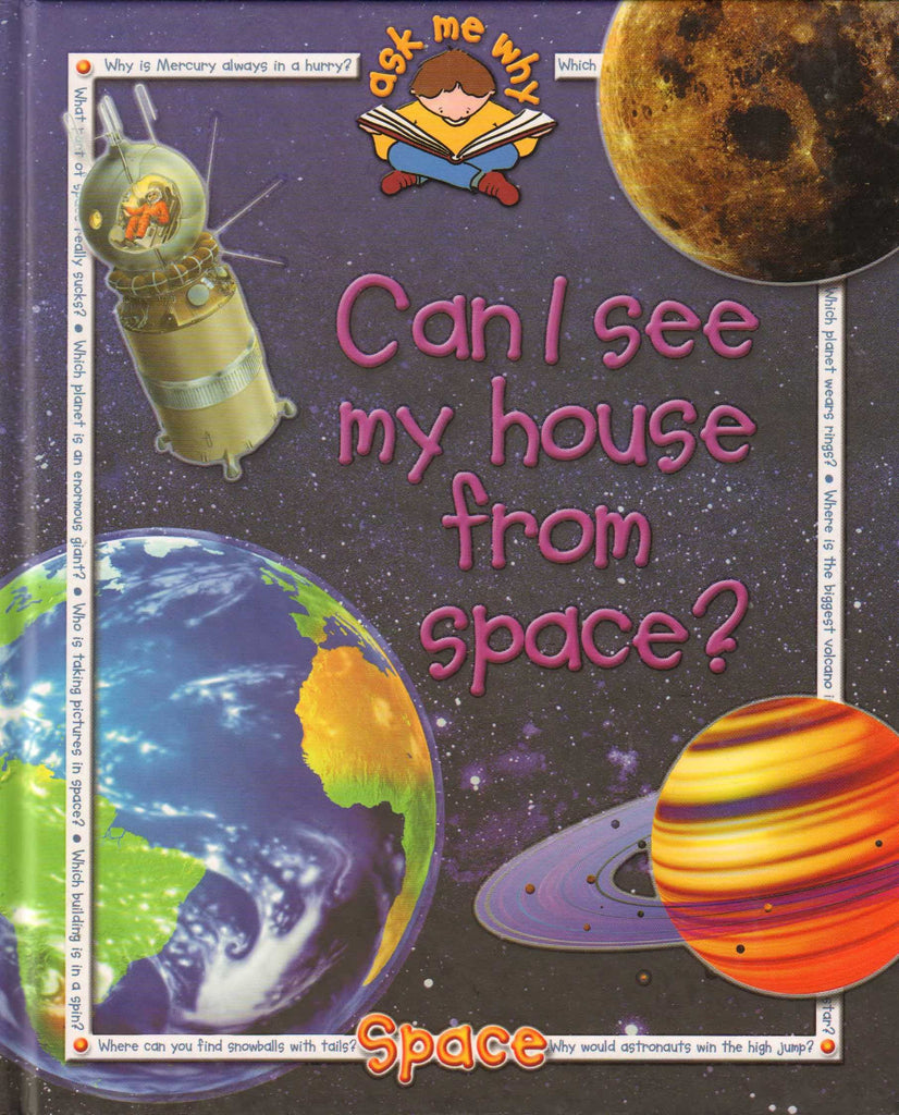 Can I See My House from Space?
