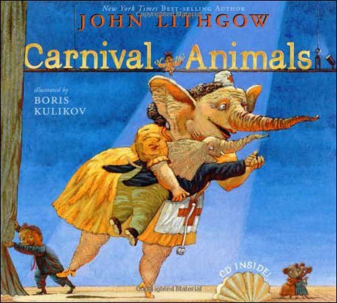 Carnival of the Animals by John Lithgow