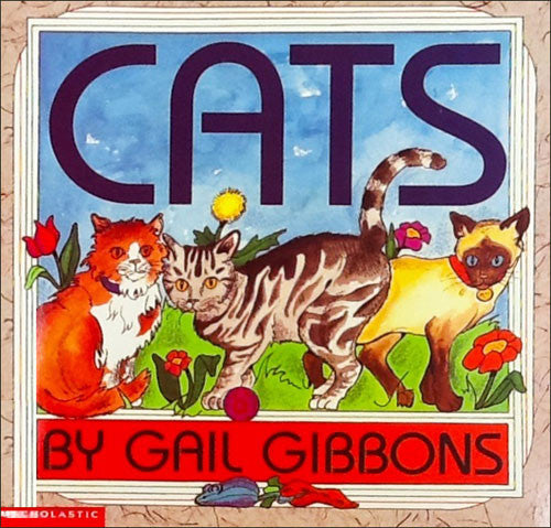 Cats by Gail Gibbons