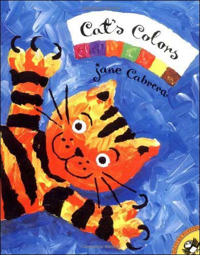 Cat's Colors by Jane Cabrera