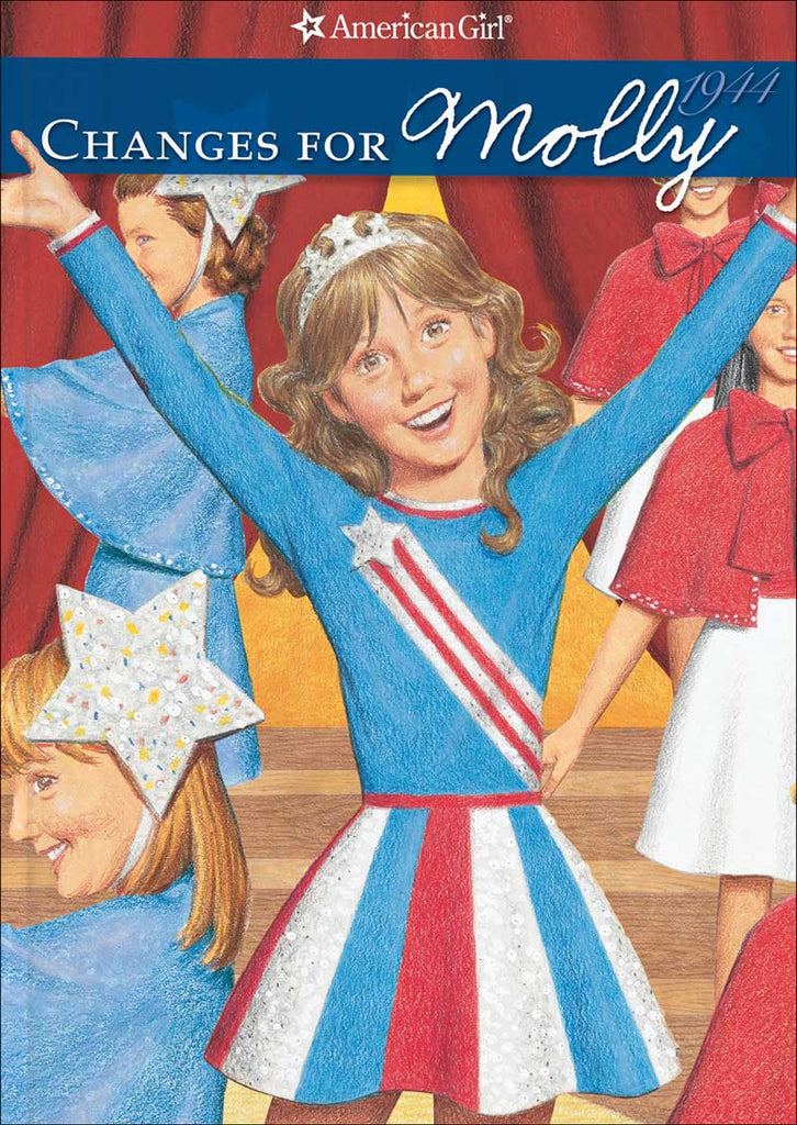 American Girl: Changes for Molly by Valerie Tripp