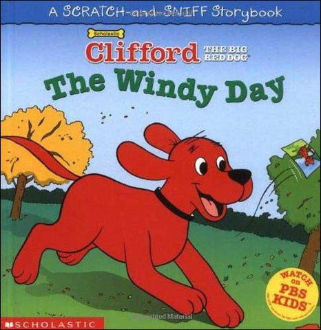 Clifford, The Windy Day  by Norman Bridwell