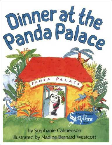 Dinner at the Panda Palace by Stephanie Calmenson