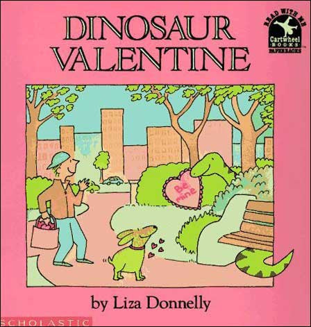 Dinosaur Valentine by Liza Donnelly