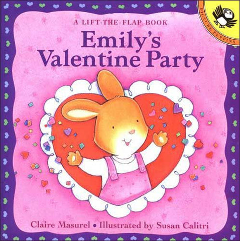 Emily's Valentine Party  by Claire Masurel