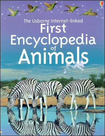 First Encyclopedia of Animals  by Paul Dowswell