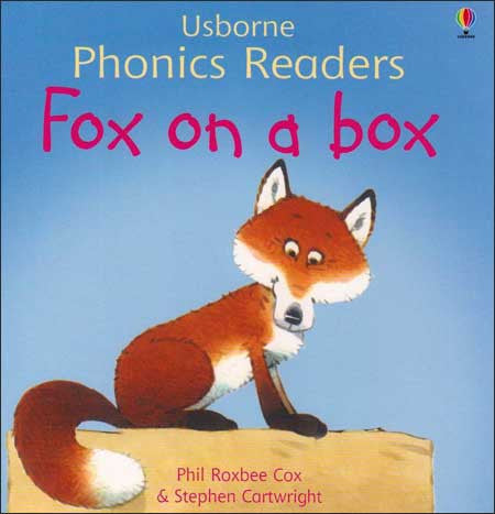Fox on a Box by Phil Roxbee Cox