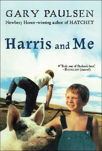 Harris and Me  by Gary Paulsen