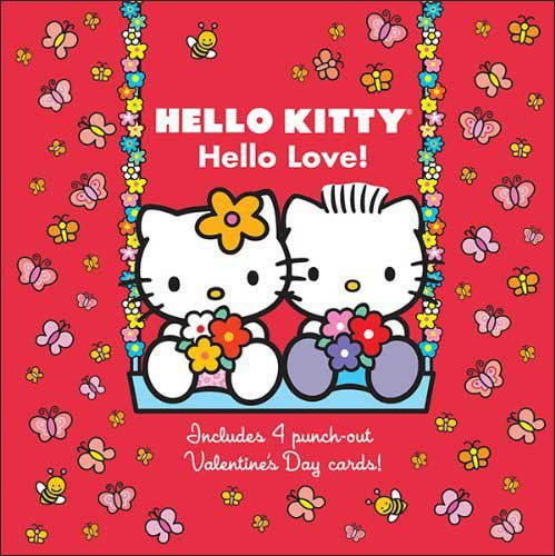 Hello Kitty, Hello Love! illustrated by Roger La Borde and Rob Biddulph