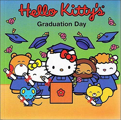 Hello Kitty's Graduation Day illustrated by Jean Hirashima
