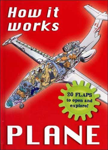 How it Works, Plane  by Nicholas Harris;  illustrated by Tim Hutchinson