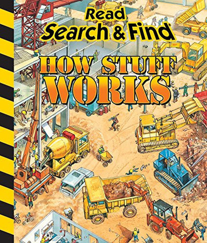 How Stuff Works (Read, Search & Find)