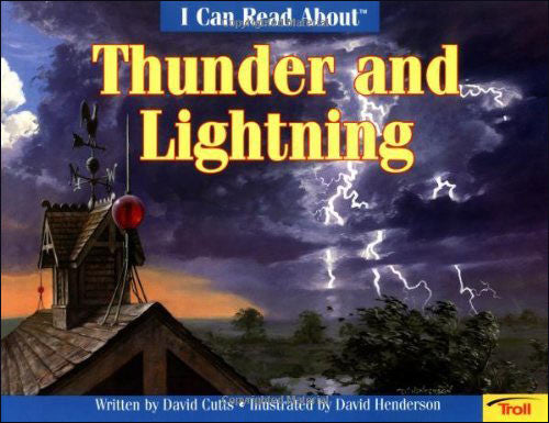 I Can Read About Thunder and Lightning by David Curtis