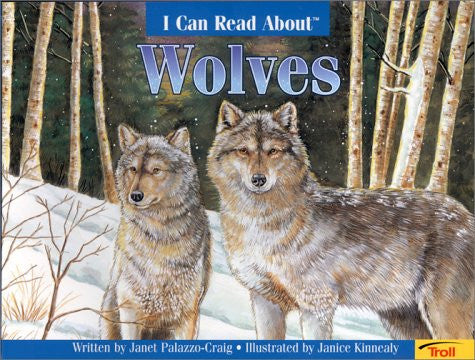 I Can Read About Wolves
