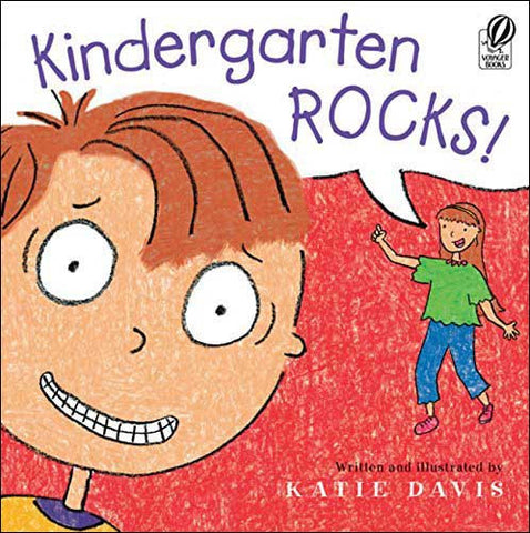 Kindergarten Rocks! by Katie Davis
