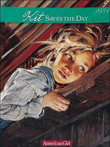 American Girls: Kit Saves the Day by Valerie Tripp