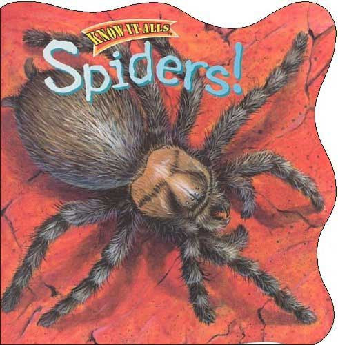 Know-It-Alls: Spiders by Christopher Nicholas