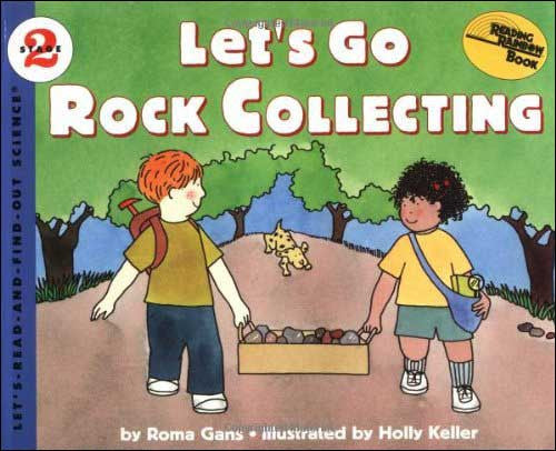 Let's Go Rock Collecting  by Roma Gans