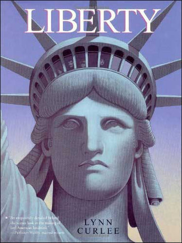 Liberty  by Lynn Curlee