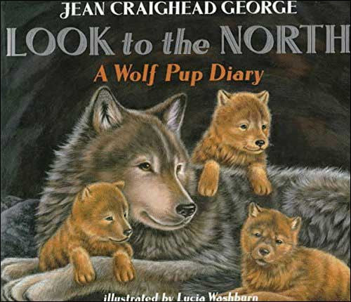 Look to the North, A Wolf Pup Diary