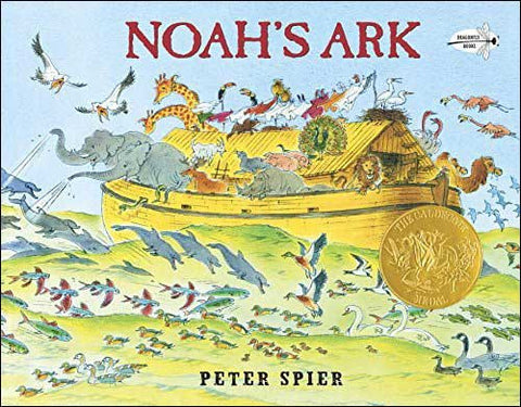 Noah's Ark illustrated by Peter Spier
