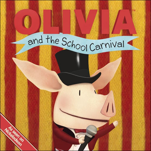 Olivia and the School Carnival  by Joe Purdy
