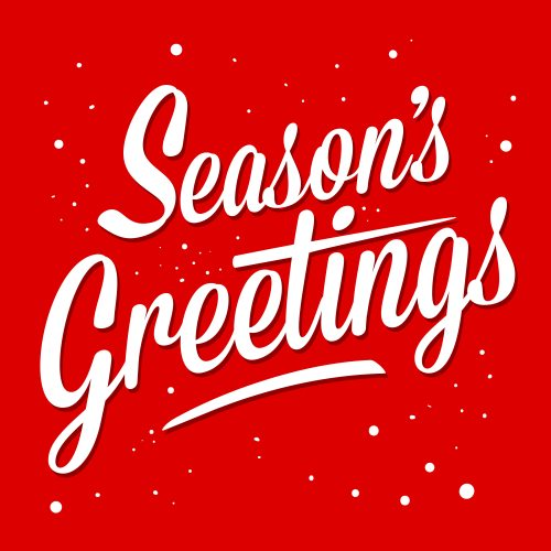 Season's Greetings Gift Card