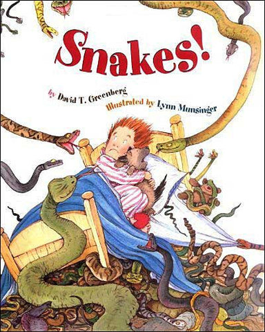 Snakes! by David Greenberg