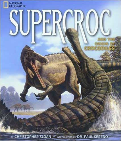 Supercroc by Christopher Sloan