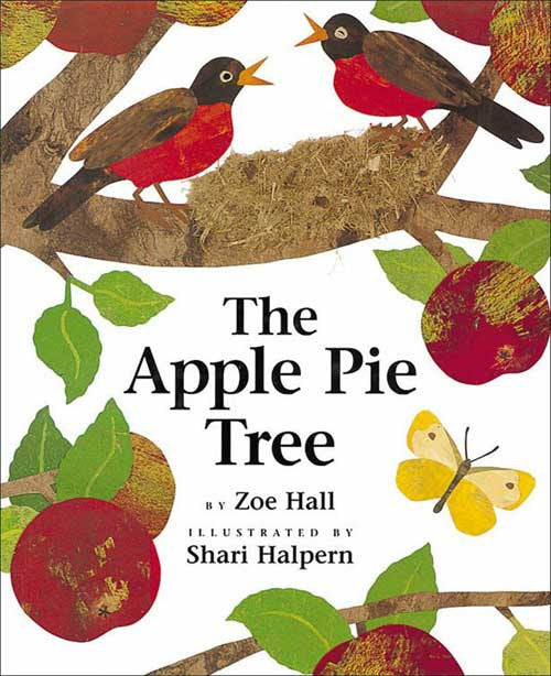 The Apple Pie Tree by Zoe Hall,