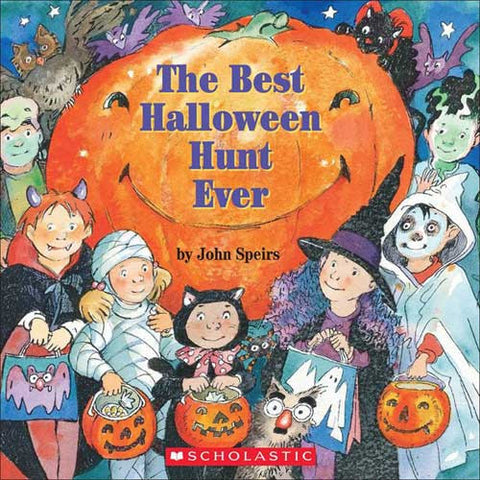 The Best Halloween Hunt Ever by John Speirs
