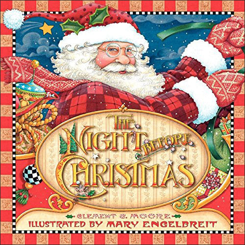 The Night Before Christmas -- Mary Engelbreit