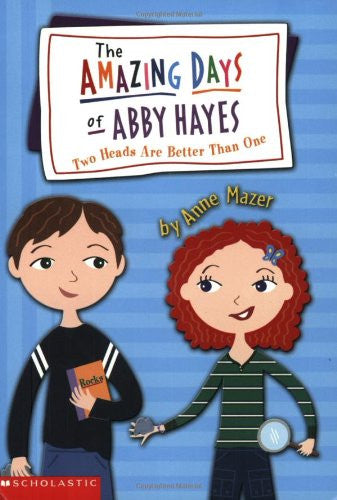 The Amazing Days of Abby Hayes, Two Heads are Better Than One