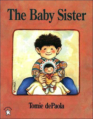 The Baby Sister by Tomie dePaola