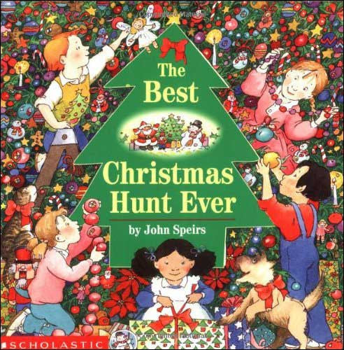 The Best Christmas Hunt Ever by John Speirs