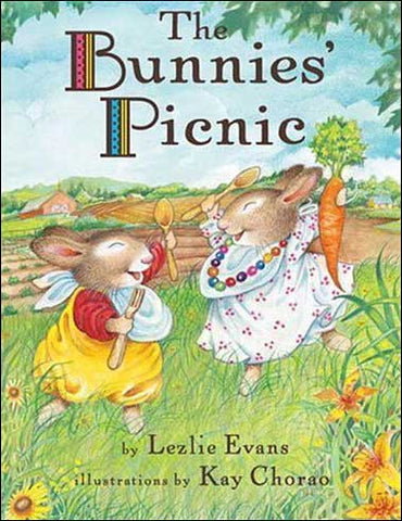 The Bunnies' Picnic  by Lezlie Evans
